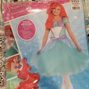 Disney princess Ariel costume dress